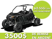 2015 Arctic Cat Wildcat Sport Limited EPS 62.55$/SEMAINE