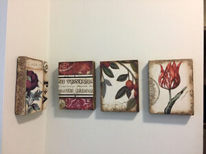 Set of Sid Dickens Memory Tiles (two are retired)