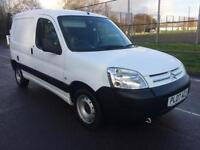 2007 Citroen Berlingo van 1.6HDi ( 75 ) COMPLETE WITH M.O.T AND WARRANTY