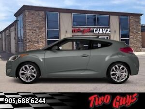 2013 Hyundai Veloster Turbo  -  - Navigation - Leather Seats