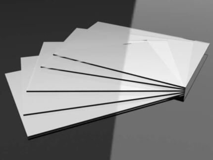 6mm CLEAR UV Acrylic Perspex - 5  Full SHEETS SPECIAL SALE DIY