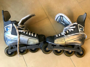 ~Like New~Mission CCM Vector 02 bauer vapor Roller Blade inline