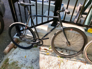 Fixed Gear bicycle