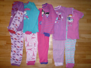 Lot de pyjamas fille 10 ans