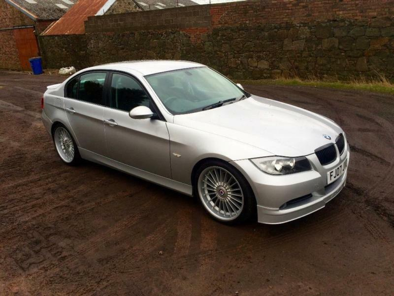 2007 Bmw Alpina D3 In Lochgelly Fife Gumtree