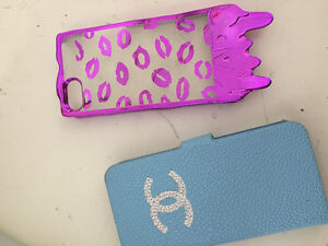 CHANEL AND MARC JACOBS IPHONE 5 CASE