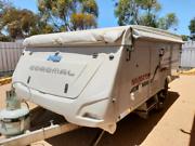 2015 Coromal navigator 392 pop top camper Wallaroo Copper Coast Preview