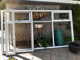 Glass porch with sil Free to collect