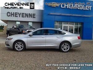 2015 Chevrolet Impala LT w/2LT   - Certified - $160.26 B/W