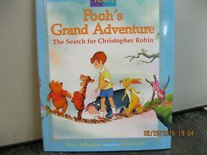 POOH'S GRAND ADVENTURE  THE SEARCH FOR CHRISTOPHER ROBIN Oakville / Halton Region Toronto (GTA) image 1
