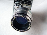 Vintage  Bell and Howell Camera