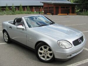 ONLY 62,000km's, MINT!! Mercedes SLK230 Kompressor Convertible!!