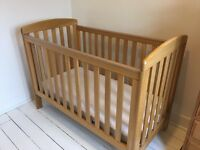 Mamas & Papas cot in mint condition - £40