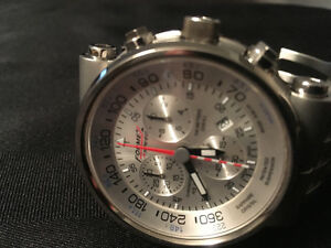 Formex 4Speed 1500 Chronograph Mens Watch SWISS MADE ret. 1000$