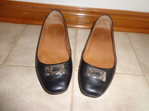 COACH SHOES Black (flats)