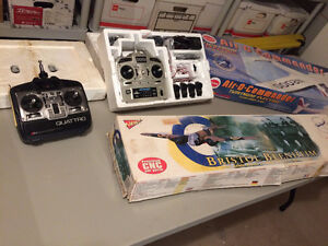 RC Planes and radios