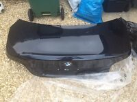 BMW E60 Boot lid