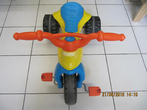 ClassicFisherPriceDiego Trike Model K66739M64 Kids Tricycle 2003
