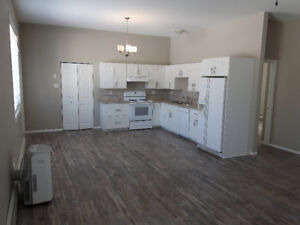 large 3 bdrm. In suite laundry. Utilities included except elec.