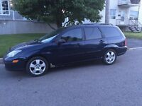 Ford focus ztw wagon hatchback familiale