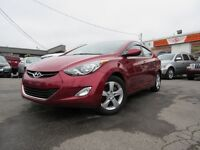 2012 ELANTRA,AUTOMATIC HEATED SEATS ROOF LOW KM !! FINANCING!!