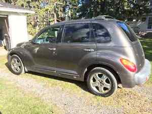 2001 Chrysler PT Cruiser None Other