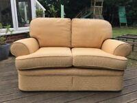 Pair of matching 2 seater sofas