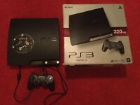 PlayStation 3 with Grand Tourismo