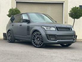 image for 2015 Land Rover Range Rover 4.4 SD V8 Vogue Auto 4WD (s/s) 5dr SUV Diesel Automa