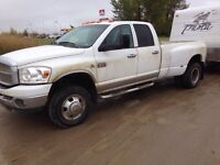 2007 Dodge Dually for swap of Bred Cows or Highway Tractor