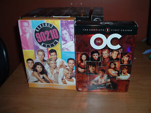 DVD SETS : THE OC s1  / Beverly Hills 90210  s6  / 24 s4 and s5