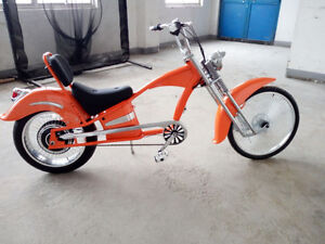 Clearance . Electric Chopper-electric bike-ebike