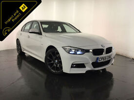 2015 65 BMW 320D M SPORT AUTO DIESEL 1 OWNER FROM NEW FINANCE PX WELCOME