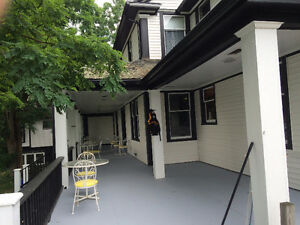Deck and Dock Paint by Sherwin Williams.