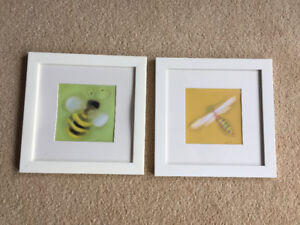 Dragonfly and bumble bee pictures