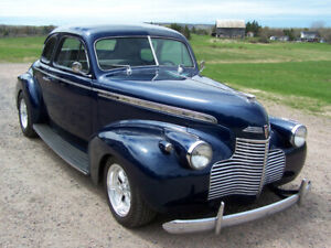 1940 Chevrolet Special Deluxe Coupe