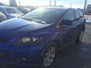 2007 Mazda CX-7 Selling  AS-IS