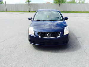 2009 Nissan Sentra Sedan 4cylinder super clean 3199$ tax include