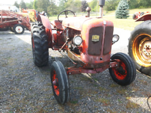 Nuffield Universal 3 tractor