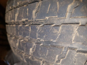 4 jetzon summer tires p195/70r14 with lots of life asking