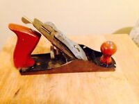 Vintage Hand Plane. Very Good Condition. US Made
