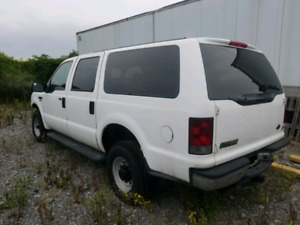 03 Ford excursion