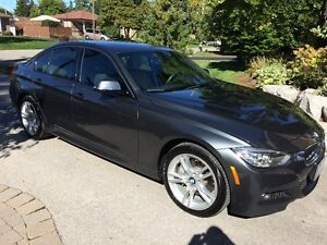 2015 BMW 3-Series 328I xDrive Sedan M Sport Line Sedan