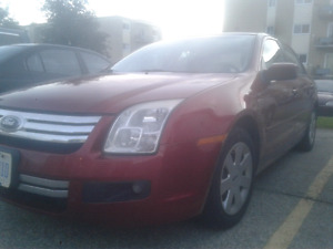 08 Ford Fusion