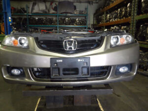 2004 2008 JDM ACURA TSX CL7 CL9 FRONT END CONVERSION