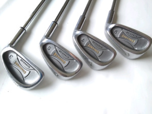 Northwestern Concorde Irons Driver Wood Golf Clubs
