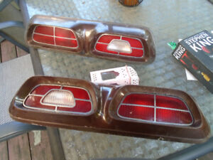 Comet taillights from a 1970's Comet