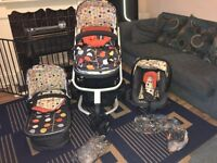 Cosatto Giggle Fable 3 in 1