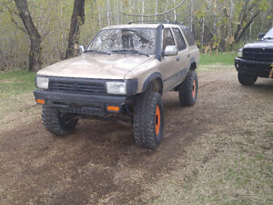 Selling My Lifted 4runner Pumpkin