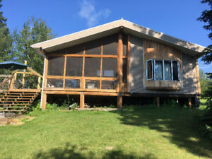Now's Your Chance To Live On The River New Price!! Re/Max Kenora